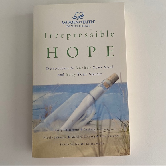 Other - Women of faith irrepressible hope book
